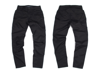 [토엘]DOUBLE POCKET LONG PANTS - BK